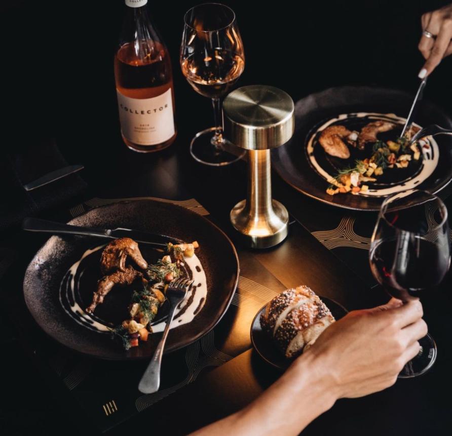 brisbanes most romantic restaurants